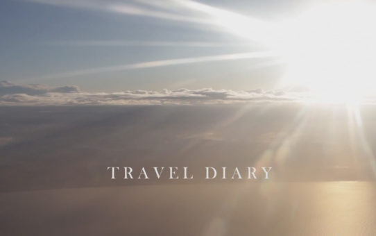 Travel Diary - MCS -